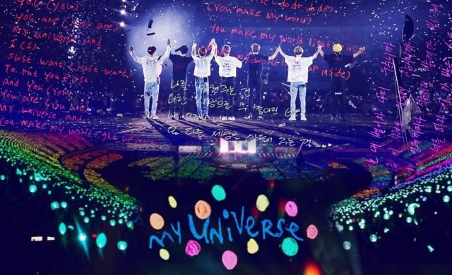 BTS y Coldplay el lanzamiento más esperado en el escenario musical