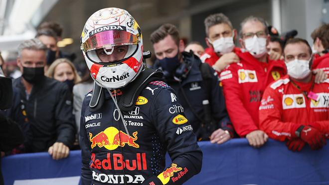 Max Verstappen sigue en busca del primer lugar en la Fórmula 1